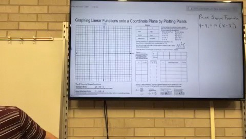04 03 Writing Equations In Point Slope And Standard Form